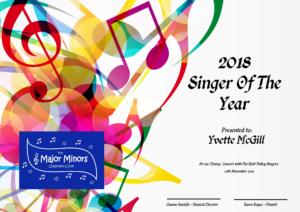 2018 Yvette McGill