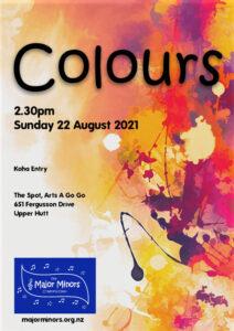 Colours August 20201